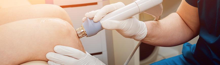 Коррекция рубцов в условиях физиотерапевтического кабинета