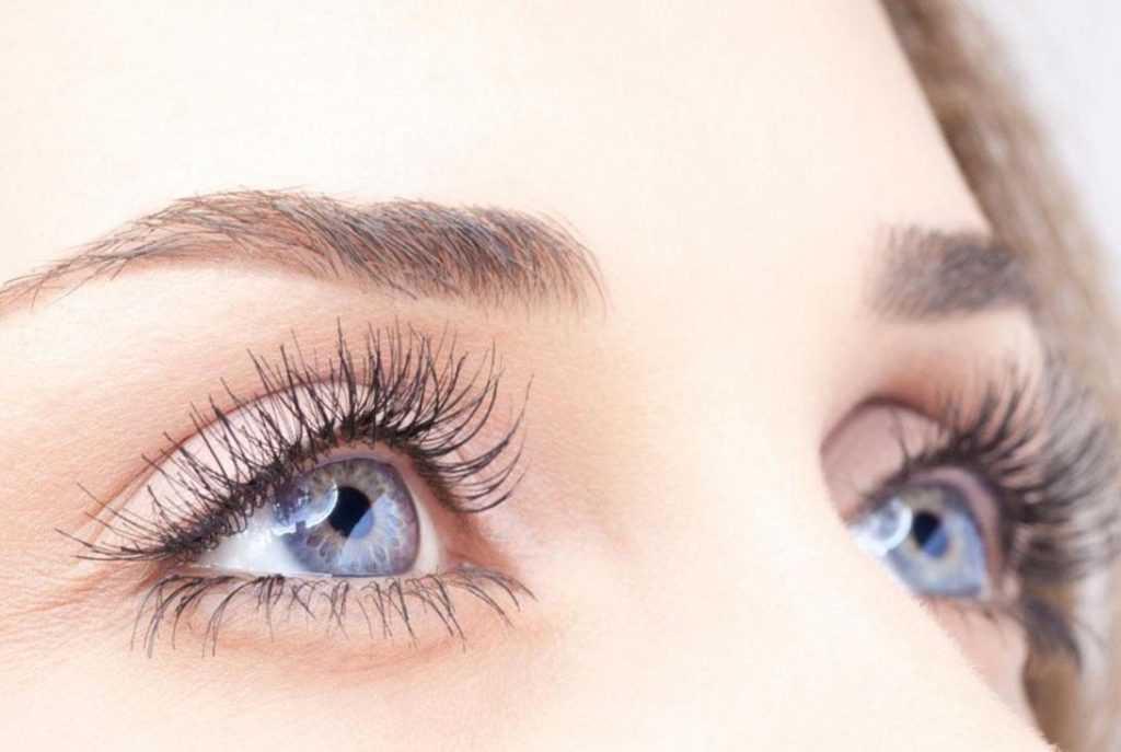 лечение рубцов, глаза без шрамов