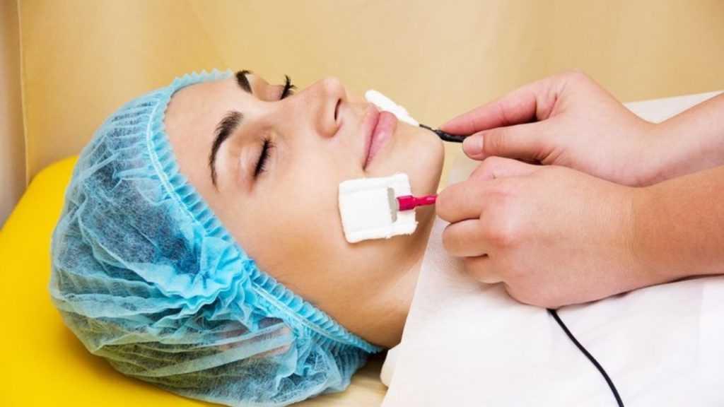 лечение старых шрамов электрофорезом